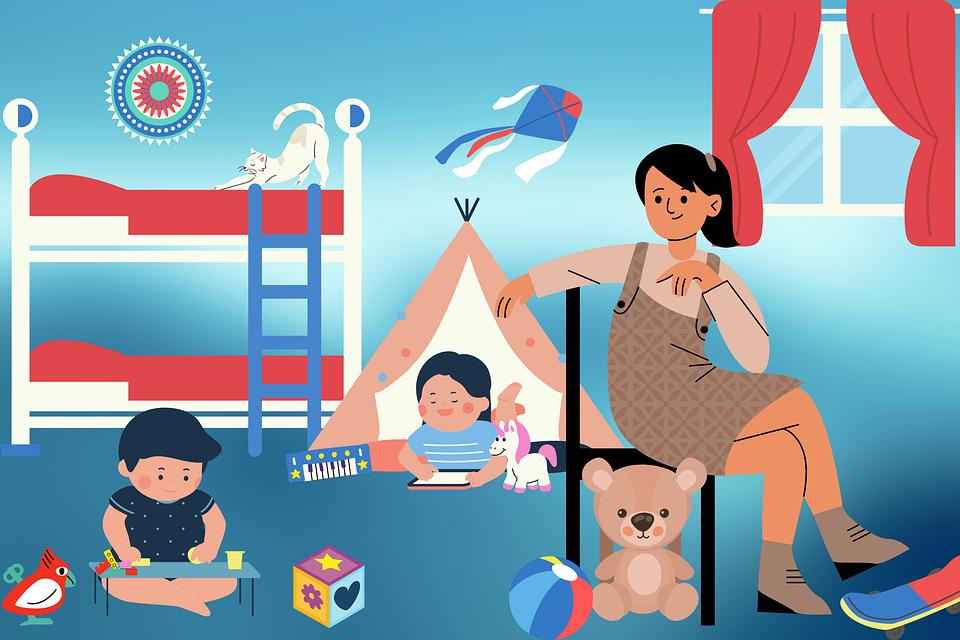 Nounou ou baby-sitter : quelles sont les différentes méthodes pour se faire accepter par les enfants ?